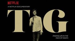 """Capa do documentário """"Tig"""". Créditos: Netflix"""