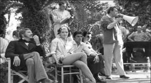 Visconti e sua trupe